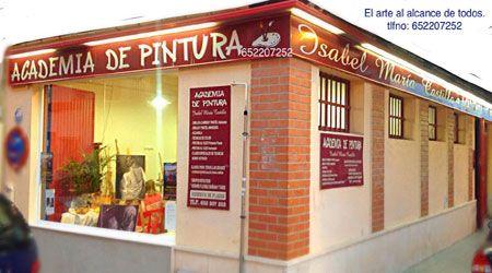 Mi academia en Huelva
